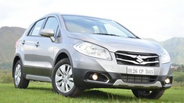 Maruti S-Cross offered with discounts of upto INR 1 Lakh - Report