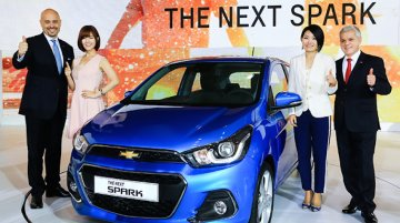 2016 Chevrolet Spark launched in South Korea - IAB Report [Video]