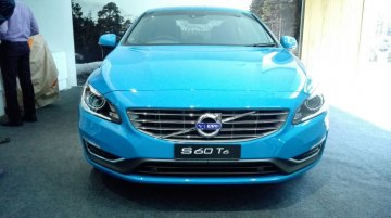 Volvo S60 T6 launched in India at INR 42 lakhs - IAB Report