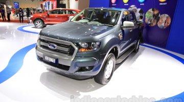 2015 Ford Ranger - IIMS 2015 Live