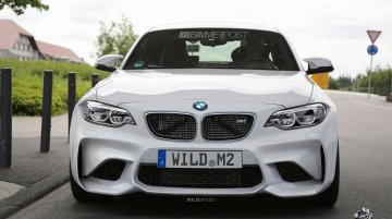BMW M2 to be unveiled in October - Rendering