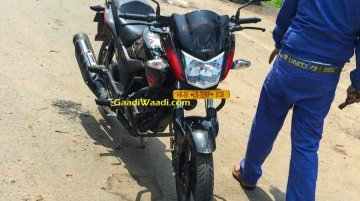 2016 Hero Hunk caught completely undisguised – Spied