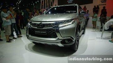 India-bound 2016 Mitsubishi Pajero Sport to launch in Q1 2016 - Indonesia
