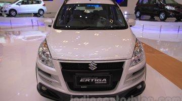 2015 Suzuki Ertiga Crossover Concept
