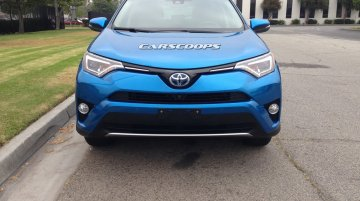 2016 Toyota RAV4 and RAV4 Hybrid spotted in Los Angeles - Spied