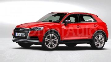 Audi Q1 SUV - Rendering