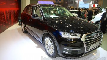 2016 Audi Q7 to launch in India on December 10 - IAB Report