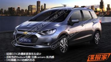 Chinese-spec Chevrolet Lova MPV leaked - Report