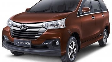 Daihatsu Great New Xenia launched at Rp151.65 million - IAB Report