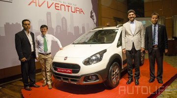 Fiat Avventura launched in Nepal at NPR Rs 29.95 Lakh - IAB Report