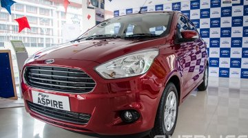 Bookings for Ford Figo Aspire commence in Nepal - Report