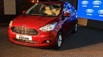 Ford Figo Aspire launched, prices start from INR 4.89 Lakhs - IAB Report