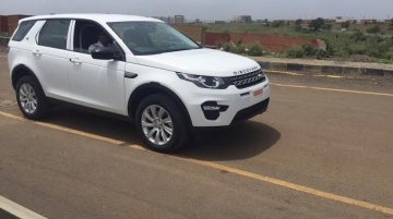 Land Rover Discovery Sport bookings open, spied up close - Report