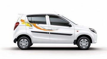 Maruti Alto 800 Onam Edition launched in Kerala - IAB Report