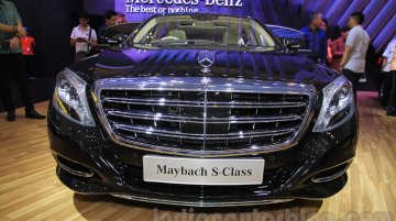 Mercedes Maybach S-Class, Mercedes AMG GT S - GIIAS 2015