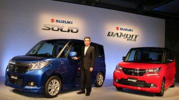 2016 Suzuki Solio launched in Japan - Report