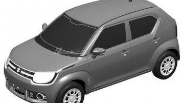Production-spec Suzuki iM-4 patent images surface - Spied