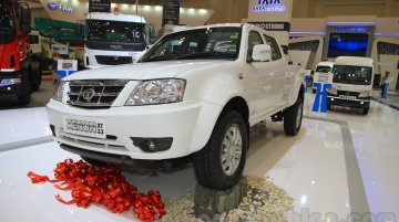 New Tata Xenon (facelift) expected to launch in festive season