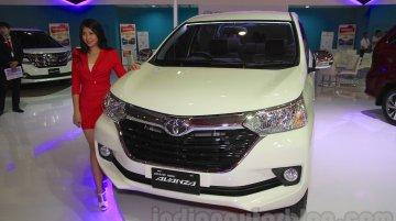 Toyota Grand New Avanza and Grand New Veloz - IIMS 2015 Live