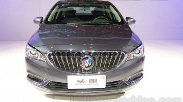 2016 Buick Verano - 2015 Chengdu Motor Show