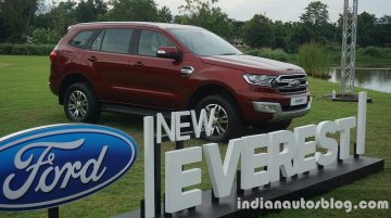 2016 Ford Endeavour - First Drive Review