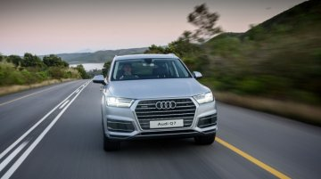 India-bound 2016 Audi Q7 launched in South Africa – IAB Report