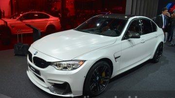 2016 BMW M3 facelift unveiled - 2015 Frankfurt Motor Show