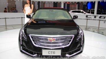 2016 Cadillac CT6 - 2015 Chengdu Motor Show Live