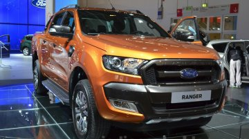 2016 Ford Ranger Wildtrak - 2015 Frankfurt Motor Show Live