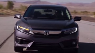 2016 Honda Civic to launch in Europe in 2017, NSX to arrive next year - IAB Report