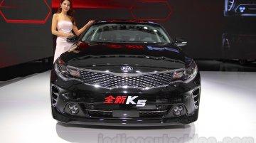 2016 Kia Optima (2016 Kia K5) – 2015 Chengdu Motor Show Live