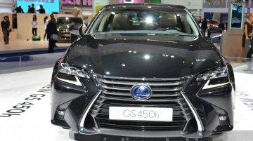 Next-gen Lexus ES to replace Lexus GS - Report