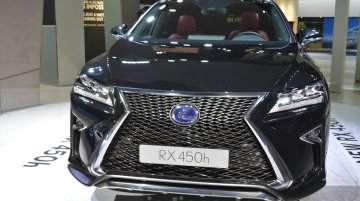 Lexus RX plug-in hybrid ruled out, company to focus on pure hybrids - Report
