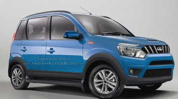 Mahindra Quanto facelift, Genio facelift to launch at Auto Expo 2016 - Report