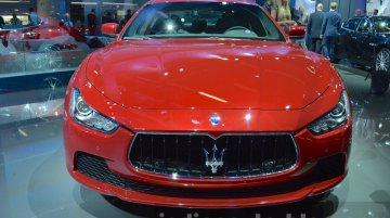 Maserati upgrades engines to Euro VI - 2015 Frankfurt Motor Show Live