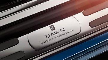 Rolls-Royce Dawn teased ahead of debut on September 8 - IAB Report