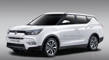 7-seat Ssangyong Tivoli XL to be unveiled in Q1 2016 - Report