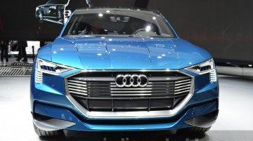 Audi e-tron quattro concept (Q6 concept), Audi Q7 e-tron - 2015 Frankfurt Motor Show Live (Updated)