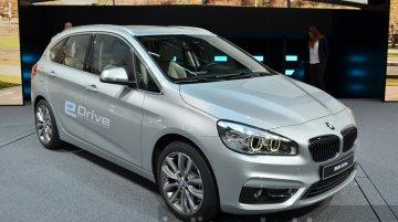 2016 BMW 225xe – 2015 Frankfurt Motor Show Live