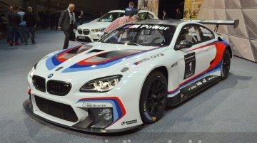 BMW M6 GT3 unveiled - 2015 Frankfurt Motor Show Live