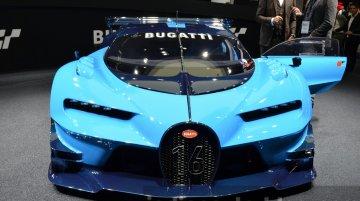 Bugatti Vision Gran Turismo - 2015 Frankfurt Motor Show Live