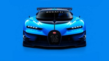 Bugatti Vision Gran Turismo unveiled, could preview Bugatti Chiron's design - IAB Report