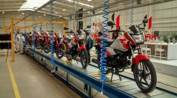 Hero MotoCorp reopens plants, to restart production this week - IAB Report