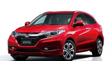 Updated Honda Grace (City) and Honda Vezel Style Edition launched - Japan