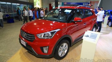 Hyundai will launch 4 products including Hyundai Creta in Russia in 2016 - Report