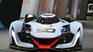 Hyundai Vision N to form the basis for a supercar - Report