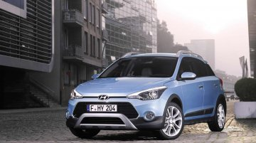 Euro-spec Hyundai i20 Active with 120 PS 1.0L turbo-petrol revealed - IAB Report