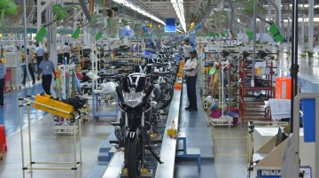 India Yamaha Motors' third plant goes on stream outside Chennai - IAB Report