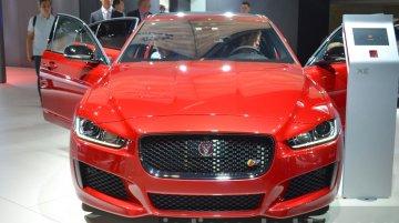 India-bound 2016 Jaguar XE - 2015 Frankfurt Motor Show Live