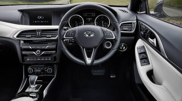 Infiniti Q30's interior revealed ahead of Frankfurt debut – IAB Report